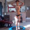 AvaRaeh - RecessionGirlz - Topless Trampoline